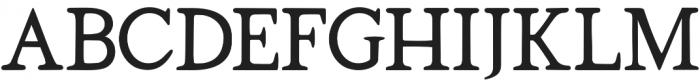 Portobello Road Serif otf (400) Font UPPERCASE