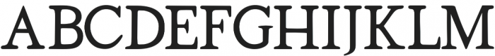 Portobello Road Serif otf (400) Font LOWERCASE