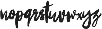 Portobesto otf (400) Font LOWERCASE