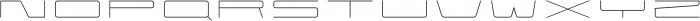 Power Regular otf (400) Font UPPERCASE