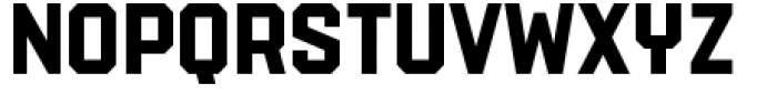 PowerStation Solid Font UPPERCASE