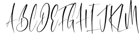 Polemit Shirasata Font Duo 1 Font UPPERCASE