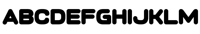 POE New Unicase Font UPPERCASE