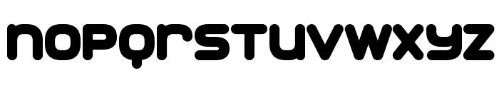 POE New Unicase Font LOWERCASE
