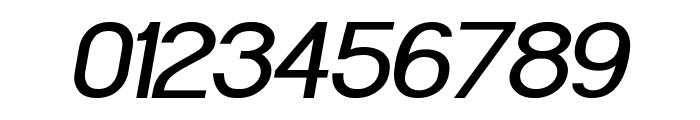 POE Sans Pro Medium Italic Font OTHER CHARS