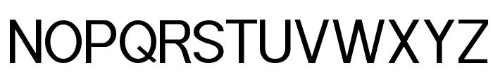 POE Sans Pro Font UPPERCASE