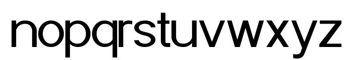 POE Sans Pro Font LOWERCASE