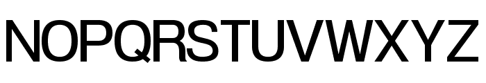 POE Vetica New Medium Font UPPERCASE