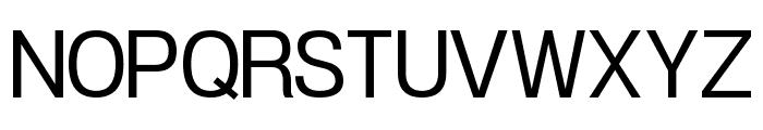 POE Vetica New Font UPPERCASE