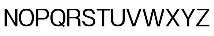 POE Vetica UI Font UPPERCASE