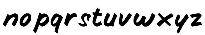 POINTOFPURCHASE Font LOWERCASE