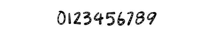 POLKANDOT Font OTHER CHARS
