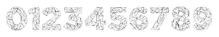 POLYA Regular Font OTHER CHARS