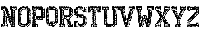 PORN FASHION TRIAL Font UPPERCASE