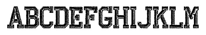 PORN FASHION TRIAL Font LOWERCASE
