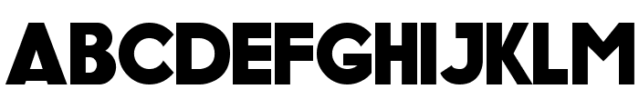 POWERLESS Font UPPERCASE