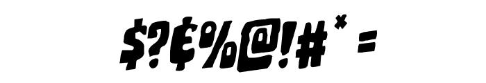 Pocket Monster Rotalic Font OTHER CHARS