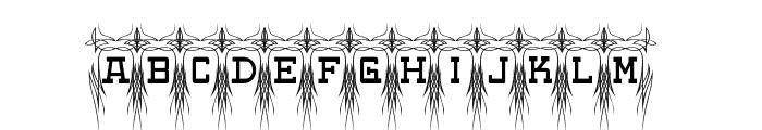 Poke Font LOWERCASE
