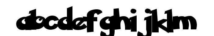 Pokemon  Normal Font LOWERCASE