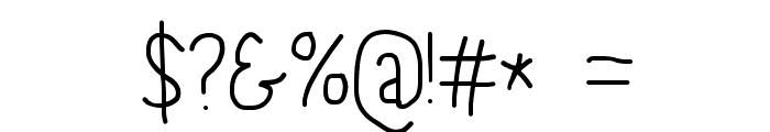 PolanStronk Regular Font OTHER CHARS