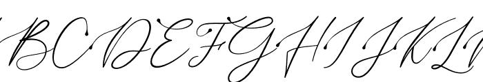 Polarise Font UPPERCASE