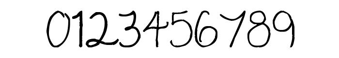 Polite Script Font OTHER CHARS