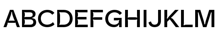 PoliteType Regular Font UPPERCASE