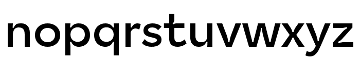 PoliteType Regular Font LOWERCASE