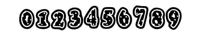 PolkaLetterStamp Font OTHER CHARS