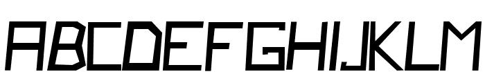 PolloAsado-Regular Font UPPERCASE