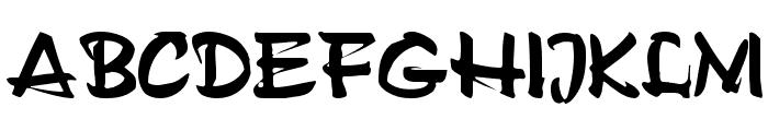 Polo SemiBold Font UPPERCASE