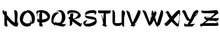 Polo Font UPPERCASE