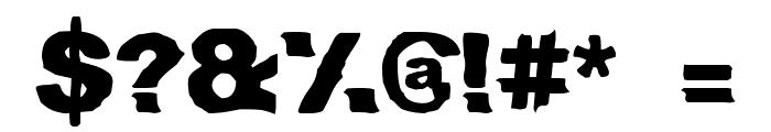 PolskaOnLine Font OTHER CHARS