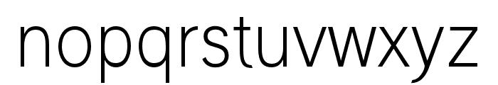 Polt Book Font LOWERCASE
