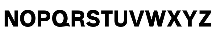 Polt Extra Bold Font UPPERCASE