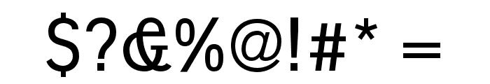 Polt Font OTHER CHARS