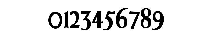 PommernGotisch Font OTHER CHARS