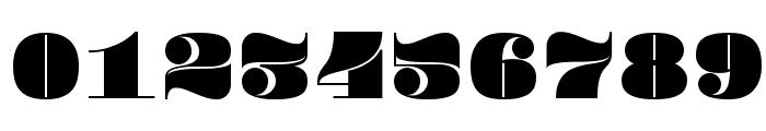 Pompadour Black Font OTHER CHARS