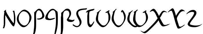 PompejiPetit Font UPPERCASE