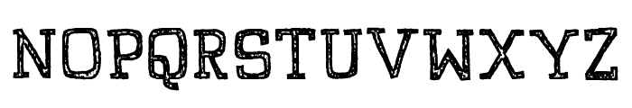 PompelmusCrispyDEMO Font UPPERCASE