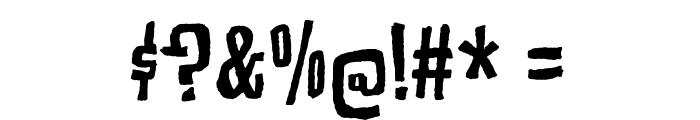 PompelmusHealthyDEMO Font OTHER CHARS