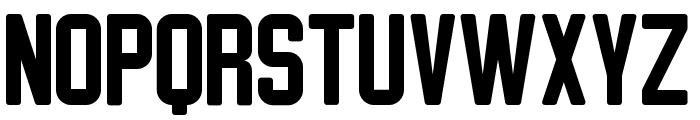 Ponter Rounded Font UPPERCASE