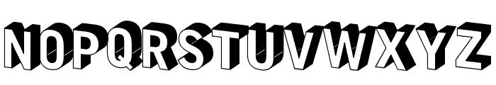 PonyMaker Font UPPERCASE