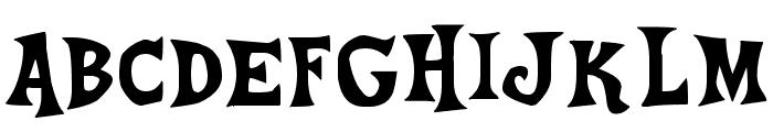 Ponyville Medium Font UPPERCASE