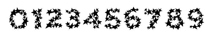 Popstars Fill Font OTHER CHARS