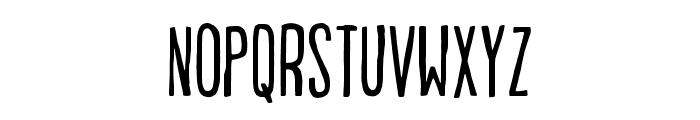 PorceleinaDEMO Font UPPERCASE