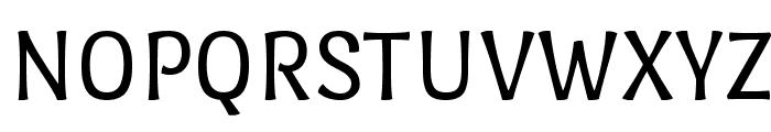Port Lligat Sans Font UPPERCASE