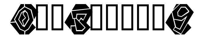 Portastat Font OTHER CHARS