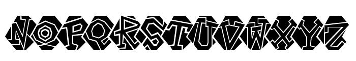 Portastat Font UPPERCASE