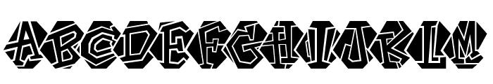 Portastat Font LOWERCASE